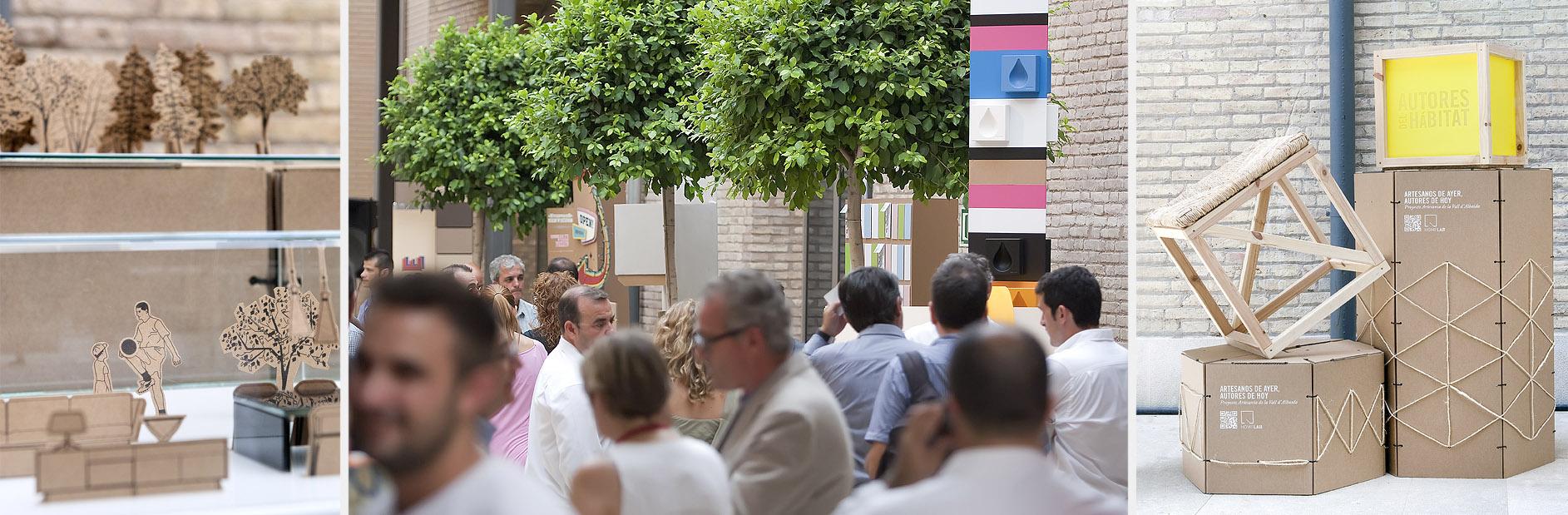 Encuentros EAD 2012 | CDICV | samarucestudio.com